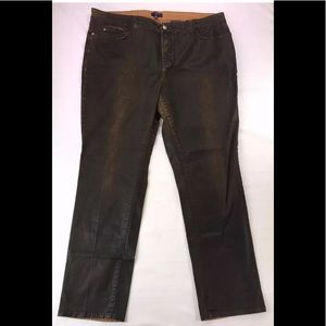 NYDJ Not Your Daughters Skinny Jeans Size 18W NN1
